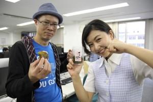 桜餅vs道明寺